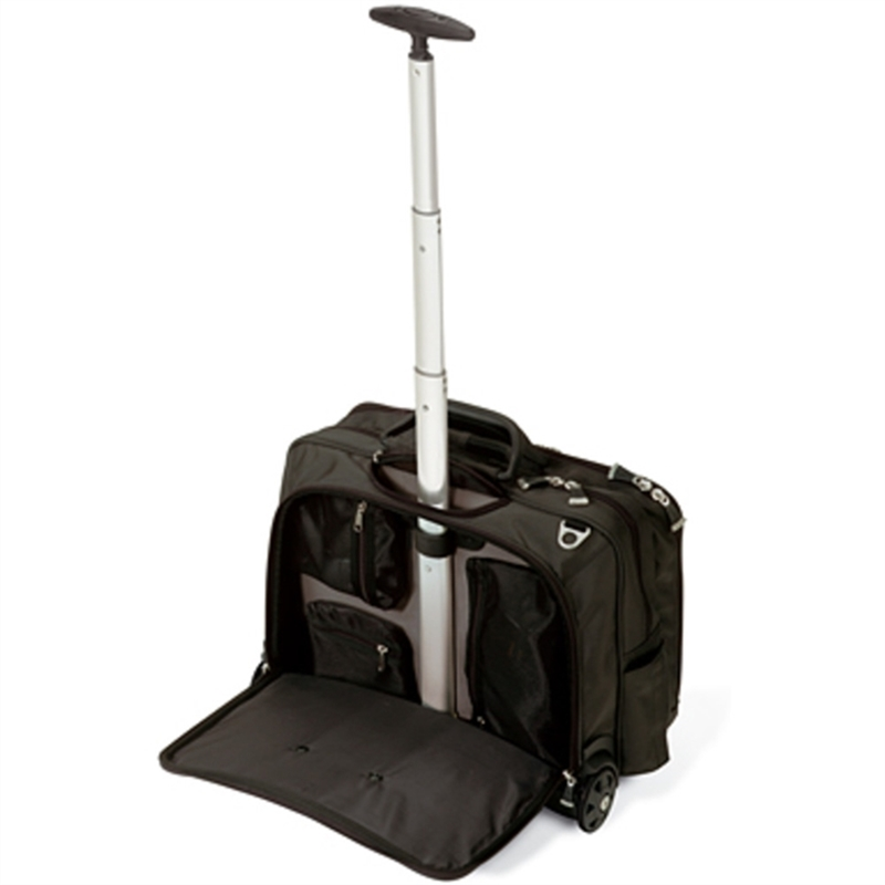 kensington-laptoptrolley-contour-nylon-schwarz